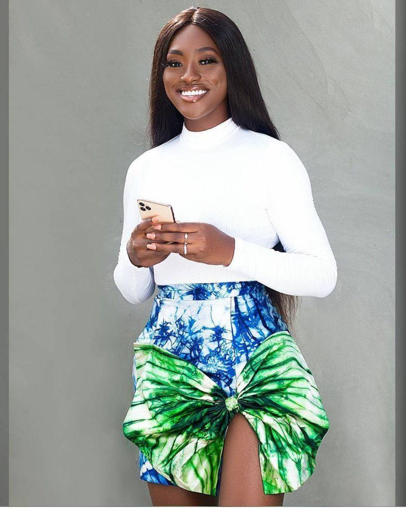 Cute and latest Ankara Mini Skirt Styles   Zaineey's Blog