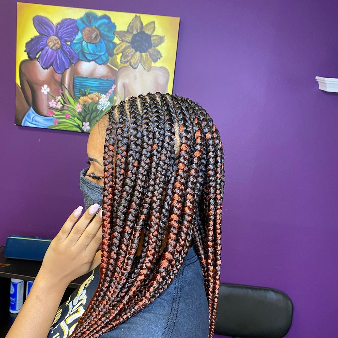 Cute Hairstyles with Weave Braids You Should Copy Now ...
