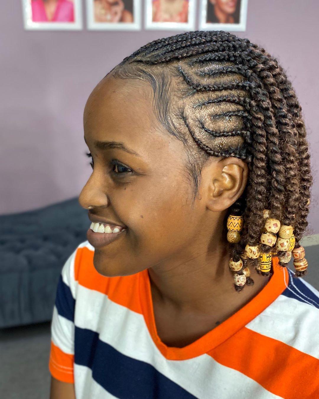 Trending Cornrows 2021 : Best Cornrow Braids Hairstyles ...