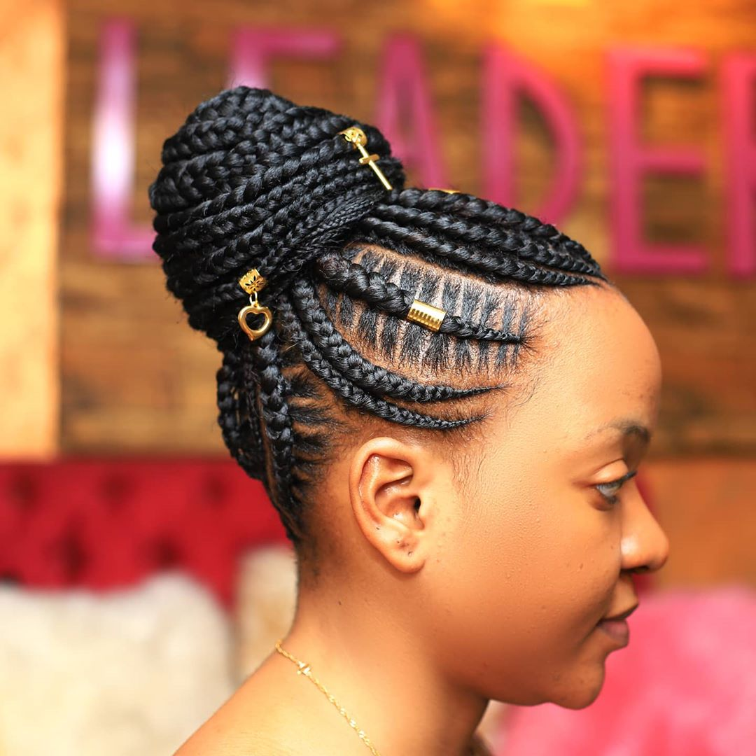 Braided Ponytail Styles for Black Hair You Will Absolutely ...