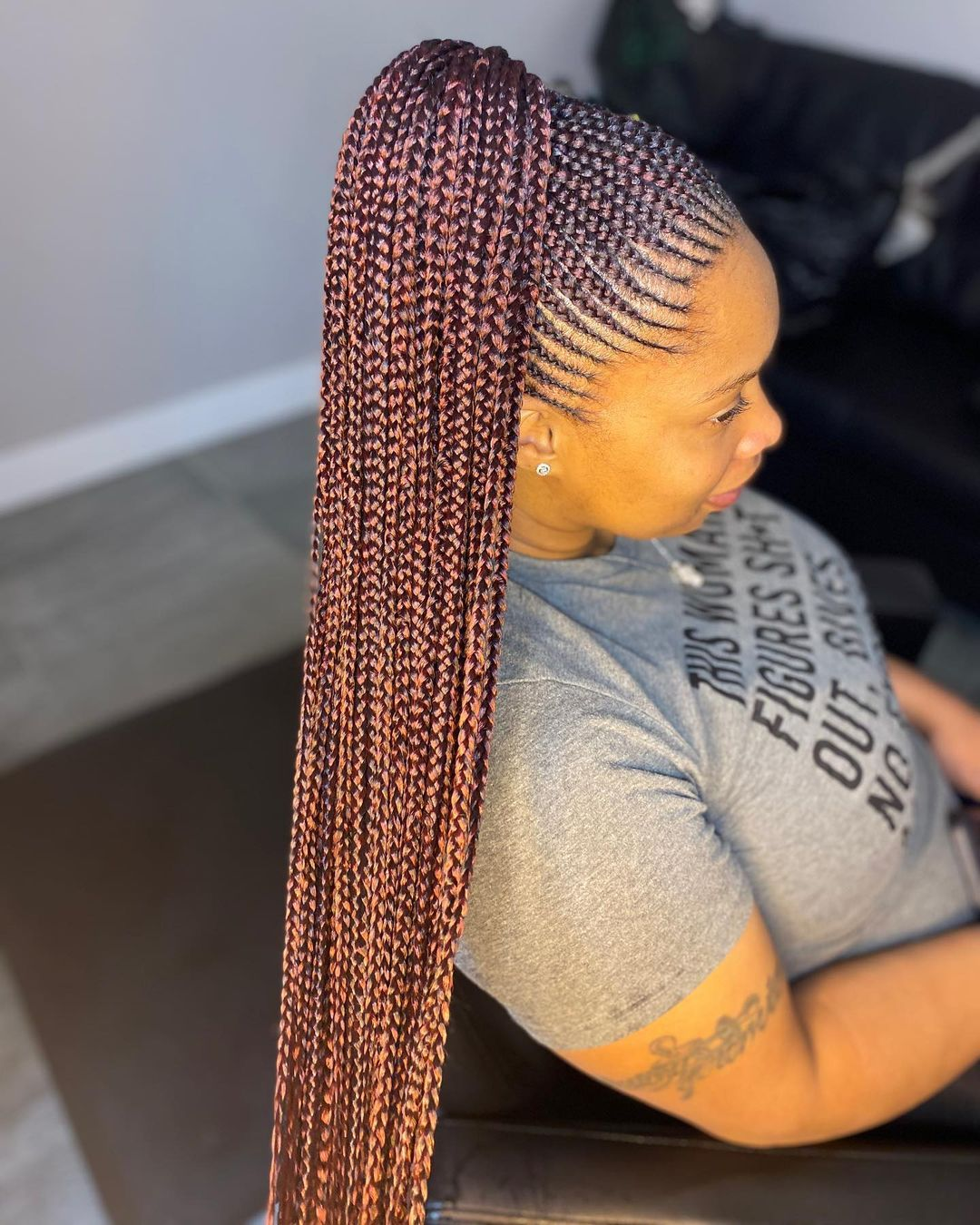 2021 Braided Hairstyles : Cute Braids to Copy Now ...